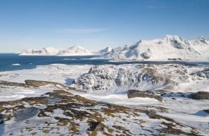 Randonnée en raquettes aux Lofoten (c) Exploranor