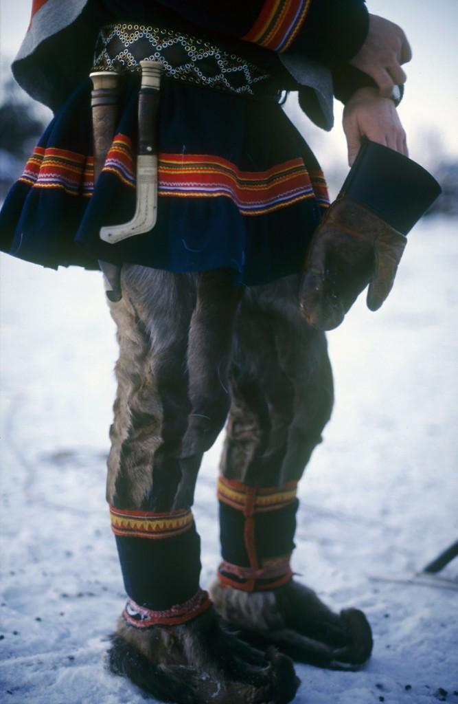 Vêtements Sami Grand froid
