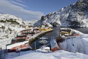 Village de Nusfjord (c) Exploranor